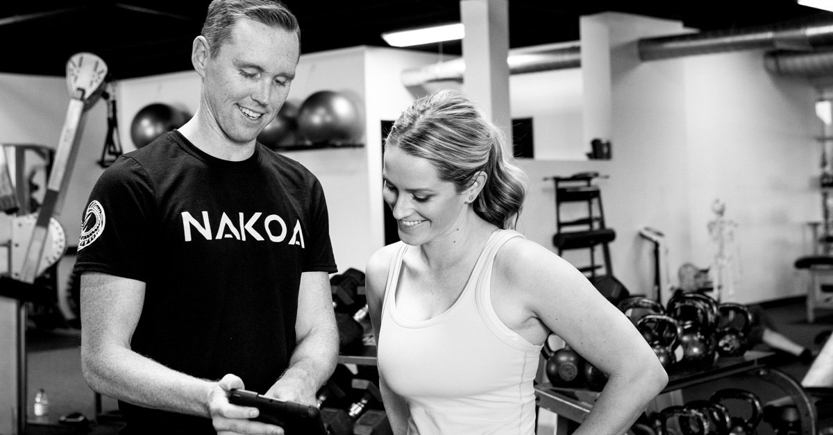 Personal Training NAKOA Performance Fitness and Physical Therapy in Carlsbad, California