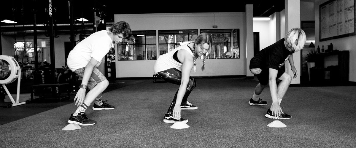 Youth Athlete Training NAKOA Performance Fitness and Physical Therapy in Carlsbad, California