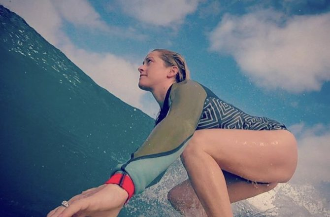 Prevent Surfing Injuries