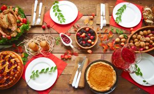 Healthy Thanksgiving Tips