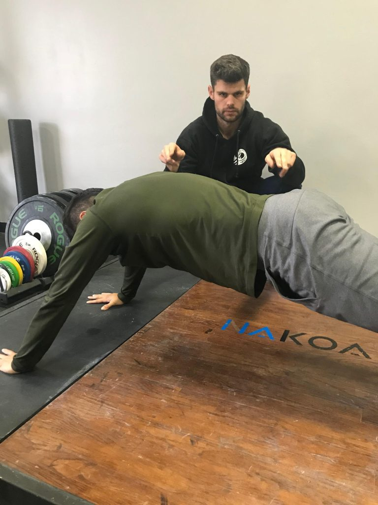 Trunk Stability Exercise