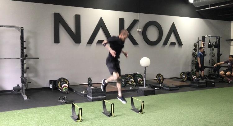 Action Sports Athlete Training