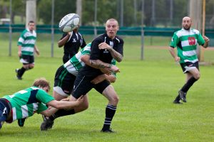 Knee Injury Prevention - Rugby
